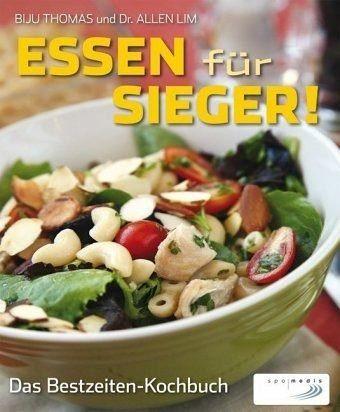 Gebundenes Buch »Essen für Sieger!«