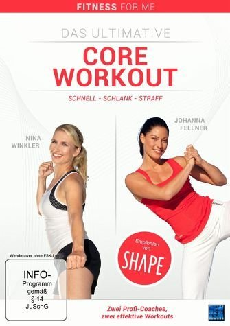 DVD »Core Workout - Schnell, Schlank, Straff«