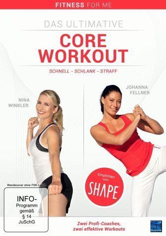 DVD »Core Workout - Schnell, Schlank, Straff«