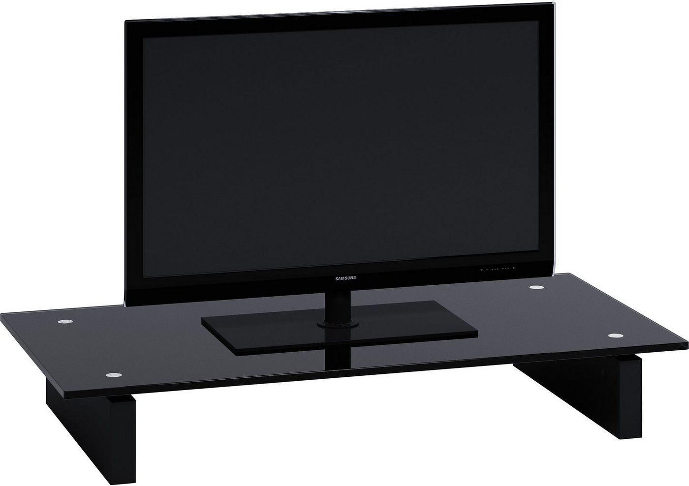 tv aufsatz schwarz machen sie den preisvergleich bei nextag. Black Bedroom Furniture Sets. Home Design Ideas