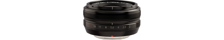 FUJIFILM FUJINON XF 18mm F2 R Festbrennweite Objektiv