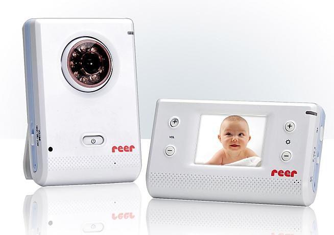 Reer Babyphone Wega, mit Kamera