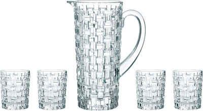 Nachtmann Gläser-Set »Bossa Nova«, Kristallglas, 5-teilig