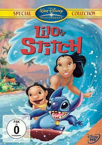 DVD »Lilo & Stitch«