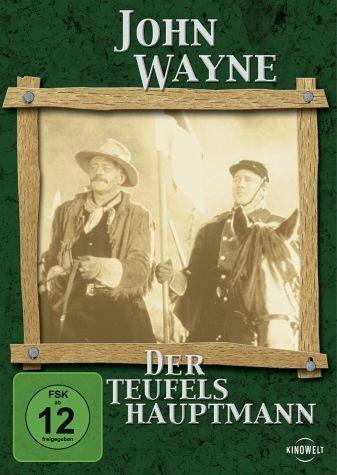 DVD »Der Teufelshauptmann«