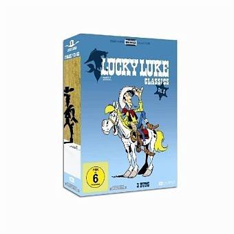 DVD »Lucky Luke - Classics, Vol. 5 (Folge 43-52) (3...«