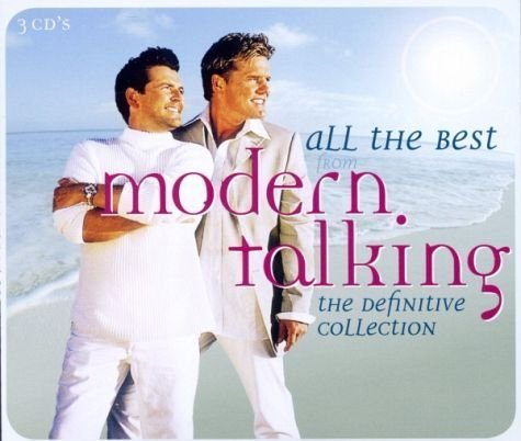 Audio CD »Modern Talking: All The Best«