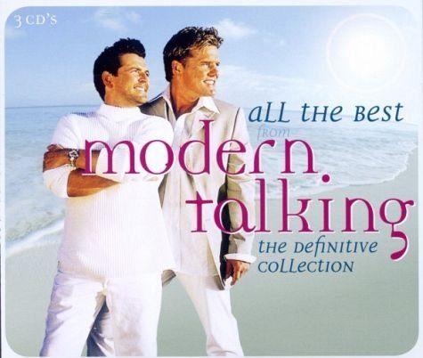 Audio CD »Modern Talking: All The Best«