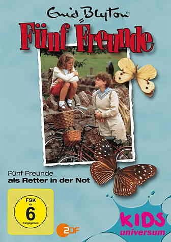 DVD »Enid Blyton - Fünf Freunde als Retter in der Not«