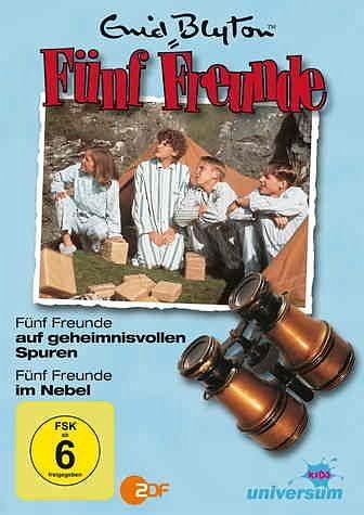 DVD »Enid Blyton - Fünf Freunde auf geheimnisvollen...«
