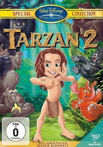 DVD »Tarzan 2«