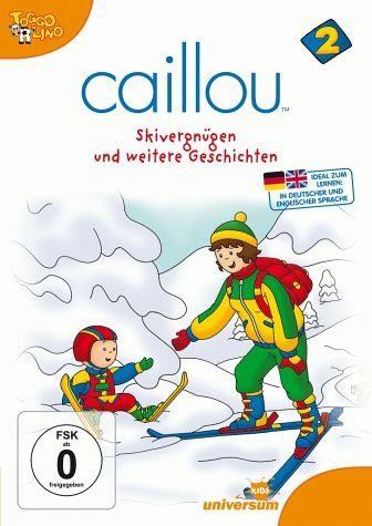 DVD »Caillou 02 - Skivergnügen«