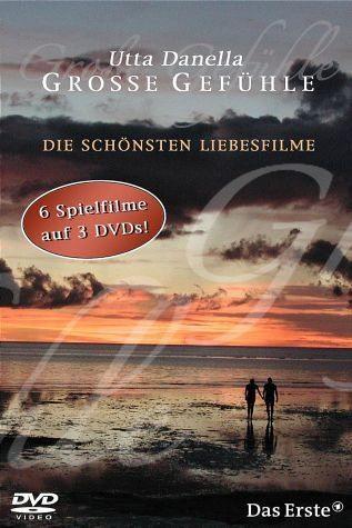 DVD »Utta Danella - Grosse Gefühle (3 DVDs)«