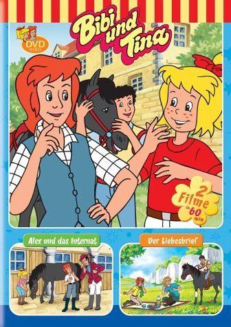 DVD »Bibi und Tina - Alex und das Internat / Der...«