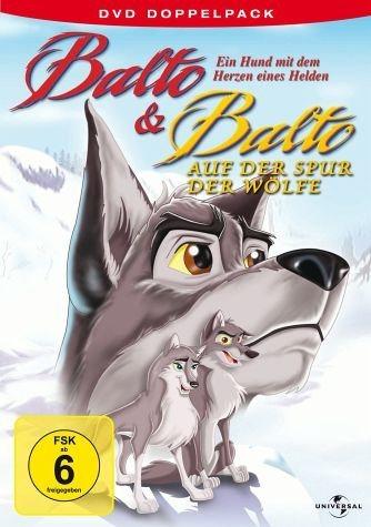 DVD »Balto - Ein Hund mit dem Herzen eines Helden &...«