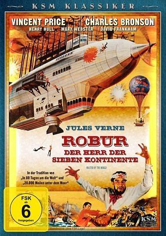 DVD »Herr der Welt«