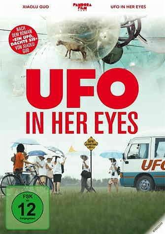 DVD »UFO in Her Eyes«