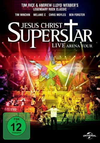 DVD »Jesus Christ Superstar - The Arena Tour«