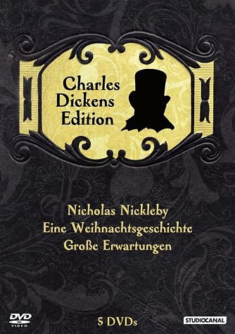 DVD »Charles Dickens Edition (5 Discs)«