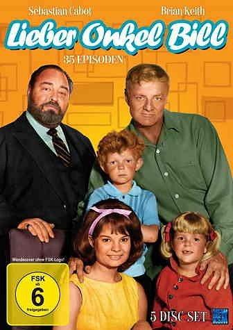 DVD »Lieber Onkel Bill - Box 1 (5 Discs)«