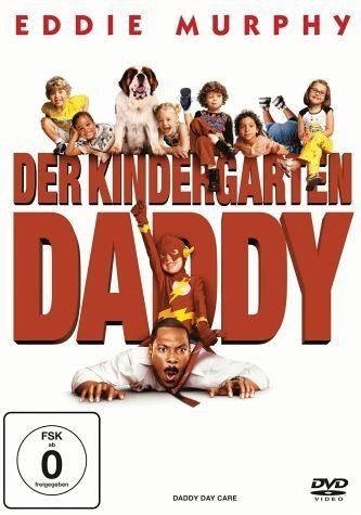 DVD »Der Kindergarten Daddy«