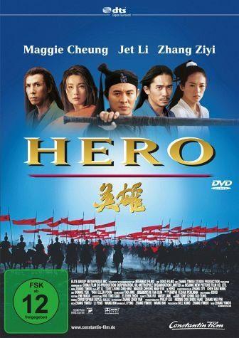DVD »Hero, 1 DVD«