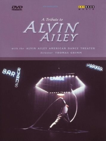 DVD »A Tribute to Alvin Ailey«