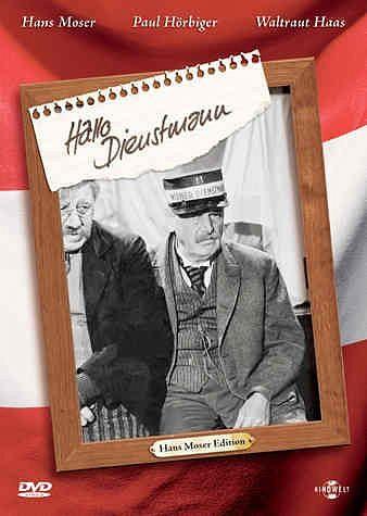 DVD »Hallo Dienstmann«