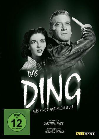 DVD »Das Ding aus einer anderen Welt«