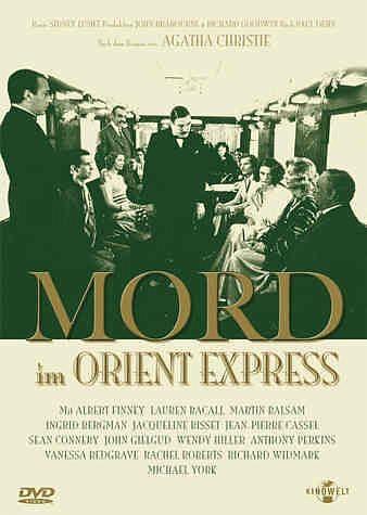 DVD »Mord im Orient-Express«