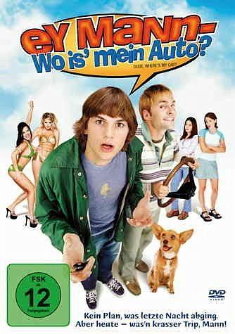 DVD »Ey Mann - Wo is' mein Auto?«