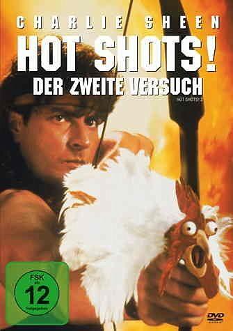 DVD »Hot Shots - Der zweite Versuch«