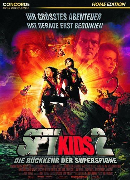 DVD »Spy Kids 2 - Die Rückkehr der Superspione«