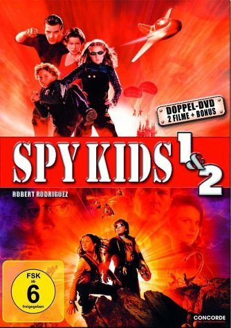 DVD »Spy Kids 1&2 (2 DVDs)«