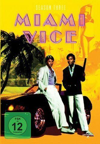 DVD »Miami Vice - Season 3 (6 DVDs)«