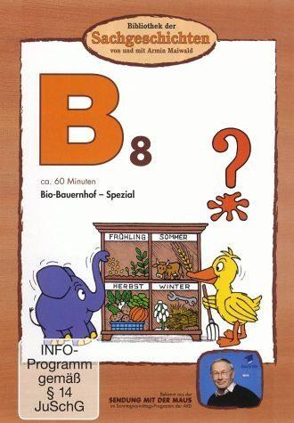 DVD »Bibliothek der Sachgeschichten - (B8)...«