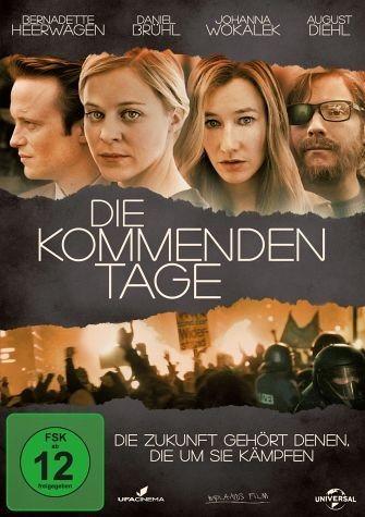DVD »Die kommenden Tage (Einzel-Disc)«