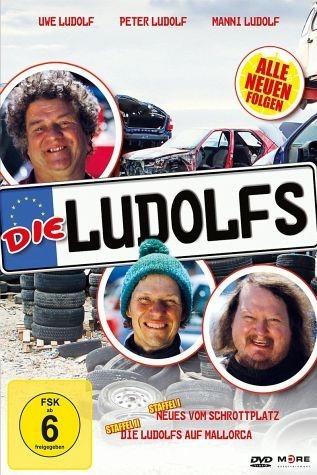 DVD »Die Ludolfs - Staffel I: Neues vom...«