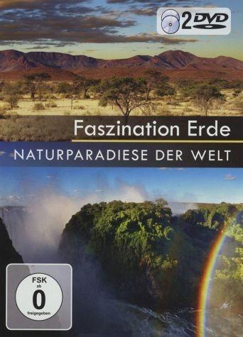 DVD »Faszination Erde - Naturparadiese der Welt (2...«