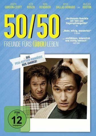 DVD »50/50 - Freunde fürs (Über)Leben«