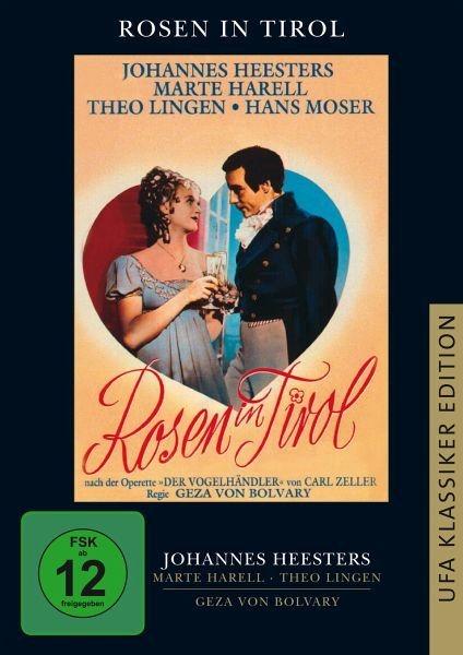 DVD »Rosen in Tirol«