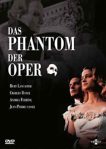 DVD »Das Phantom der Oper«