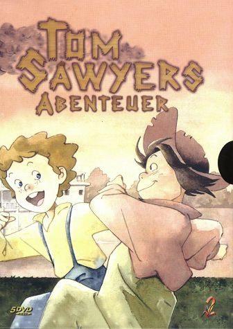 DVD »Tom Sawyers Abenteuer (Episoden 1 - 25)«