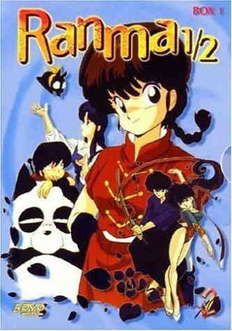 DVD »Ranma 1/2 Vol. 1 (Episoden 01 - 27)«