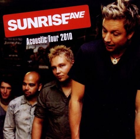 Audio CD »Sunrise Avenue: Acoustic Tour 2010«