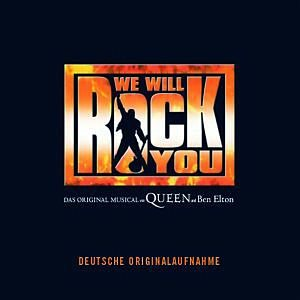 Audio CD »Diverse: We Will Rock You: Cast Album«