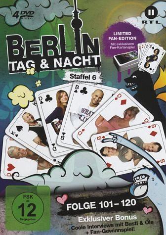 DVD »Berlin - Tag & Nacht - Staffel 06 (Folge...«