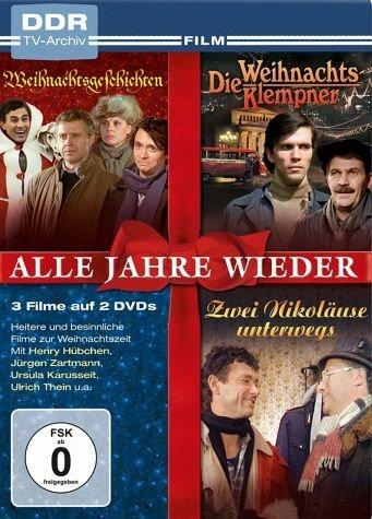 DVD »Alle Jahre wieder (2 Discs)«