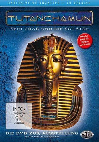 DVD »Tutanchamun - Sein Grab und die Schätze (3D)«