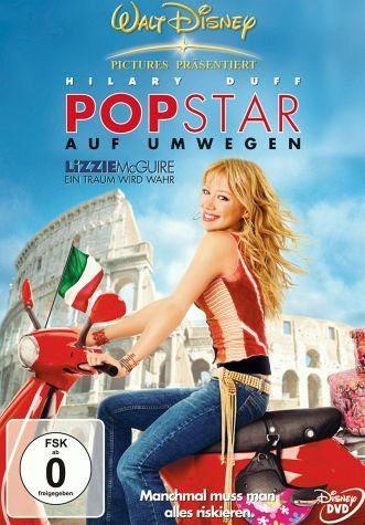 DVD »Popstar auf Umwegen«